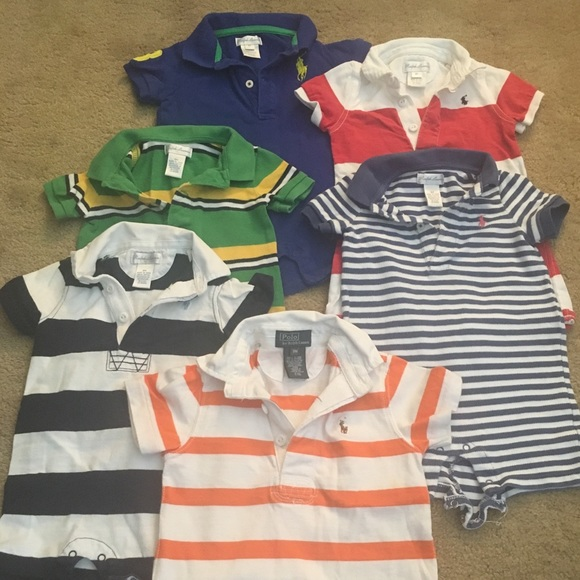 Ralph Lauren Other - Lot of 9 months Ralph Lauren